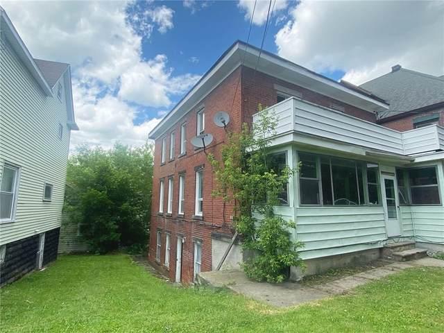 71 Allen Street, Jamestown, NY 14701 (MLS #R1266234) :: BridgeView Real Estate Services