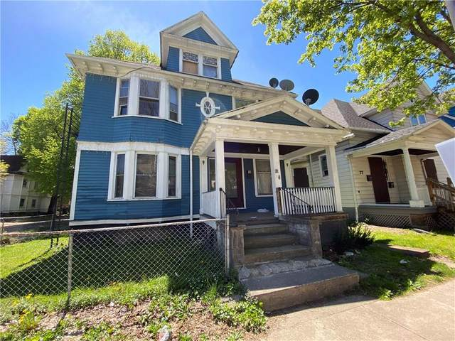 83 Melville Street, Rochester, NY 14609 (MLS #R1266263) :: 716 Realty Group