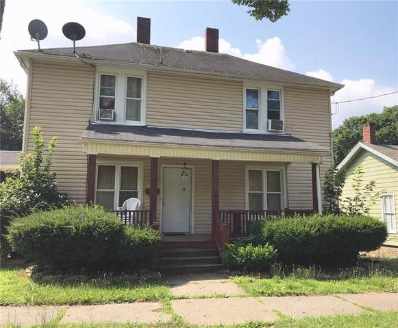 21 W 11th Street, Jamestown, NY 14701 (MLS #R1266302) :: 716 Realty Group