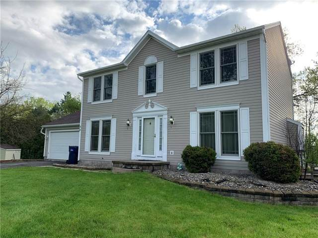 34 Constitution Circle, Chili, NY 14624 (MLS #R1266357) :: Lore Real Estate Services