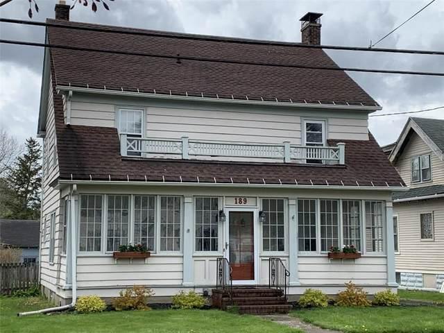 189 E Hallock Street W, Jamestown, NY 14701 (MLS #R1266361) :: Lore Real Estate Services