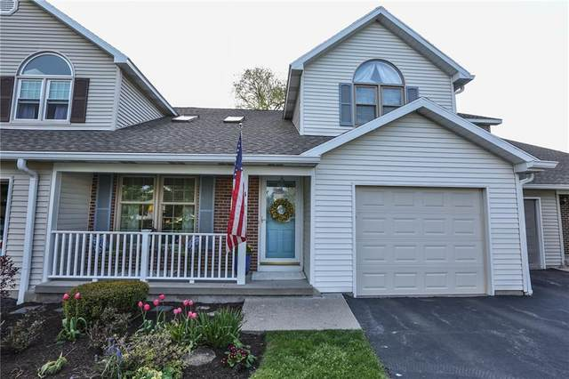 14 Harvest Hill, Chili, NY 14624 (MLS #R1266422) :: Robert PiazzaPalotto Sold Team