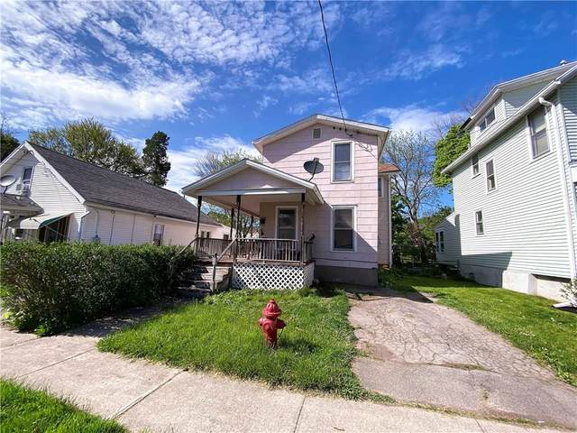 29 Union St, Sweden, NY 14420 (MLS #R1266467) :: Robert PiazzaPalotto Sold Team