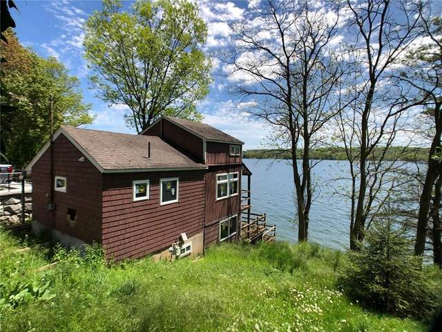 2315 W Lake Rd Road, Jerusalem, NY 14527 (MLS #R1266475) :: Updegraff Group