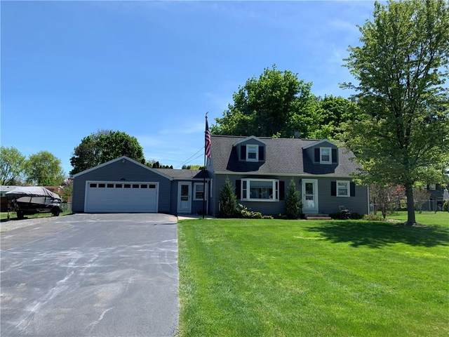 35 Meadow Drive, Ogden, NY 14559 (MLS #R1266553) :: Lore Real Estate Services