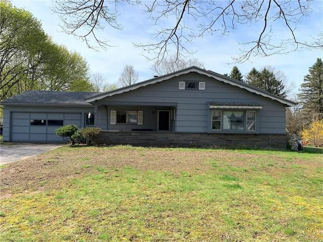 15 Kingswood Drive, Gates, NY 14624 (MLS #R1266665) :: Robert PiazzaPalotto Sold Team