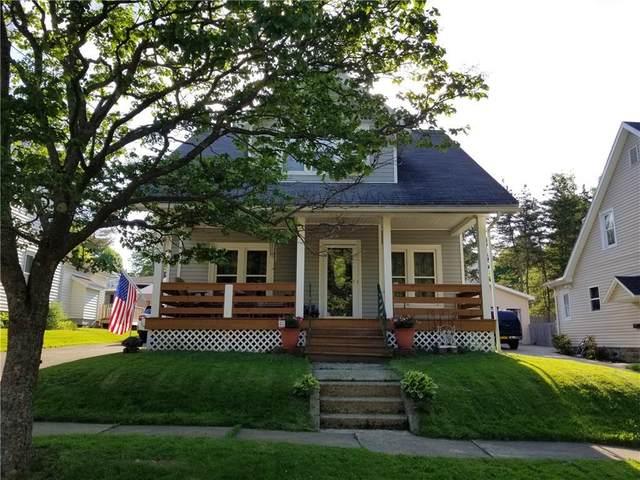 34 Howard Street, Jamestown, NY 14701 (MLS #R1266743) :: BridgeView Real Estate Services