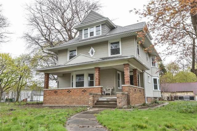 1880 Hudson Avenue, Irondequoit, NY 14617 (MLS #R1266757) :: Robert PiazzaPalotto Sold Team