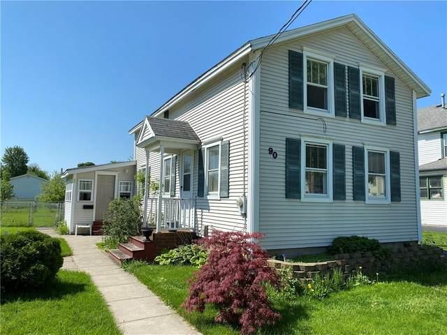 90 Perrine Street, Auburn, NY 13021 (MLS #R1266806) :: Lore Real Estate Services