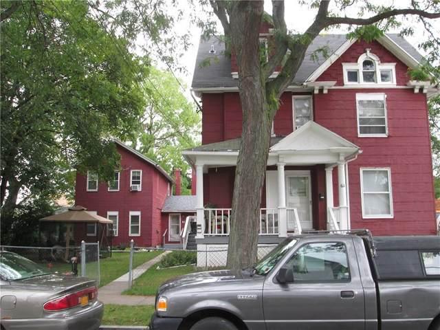 60-62 Scrantom Street, Rochester, NY 14605 (MLS #R1266877) :: Robert PiazzaPalotto Sold Team