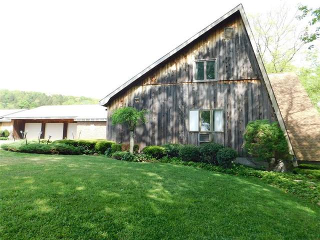 9124 Becker Road, Springwater, NY 14572 (MLS #R1266933) :: MyTown Realty