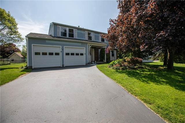 143 Pacer Drive, Henrietta, NY 14467 (MLS #R1266942) :: Lore Real Estate Services
