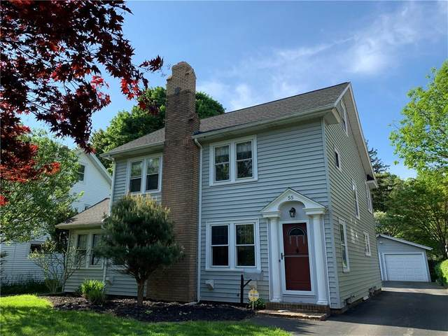 55 Couchman Avenue, Irondequoit, NY 14617 (MLS #R1266956) :: Lore Real Estate Services