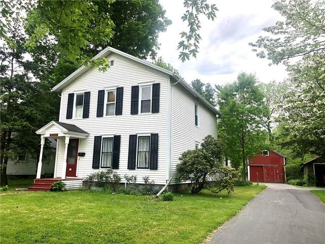 43 Newton Street, Pomfret, NY 14063 (MLS #R1267000) :: Robert PiazzaPalotto Sold Team