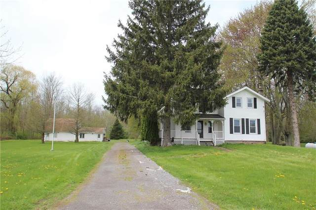 1608 West Kendall Road, Kendall, NY 14476 (MLS #R1267045) :: Lore Real Estate Services