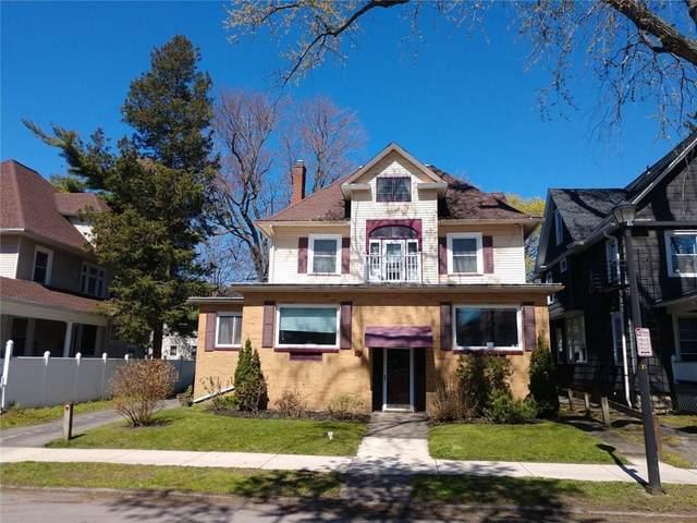 297 Rosedale Street, Rochester, NY 14620 (MLS #R1267111) :: Updegraff Group