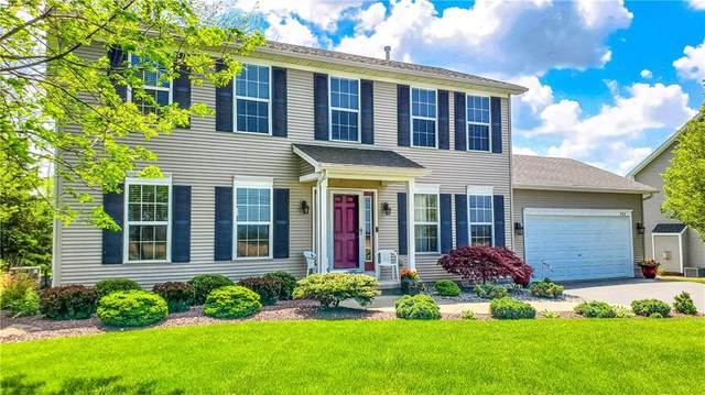 753 Curtis Road, Parma, NY 14468 (MLS #R1267116) :: Updegraff Group