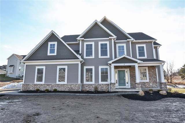 Lot 108 Piper Meadows, Victor, NY 14564 (MLS #R1267284) :: Lore Real Estate Services