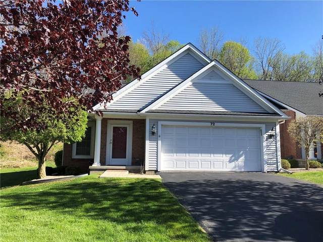 72 Amberwood Pl Place #72, Greece, NY 14626 (MLS #R1267386) :: MyTown Realty