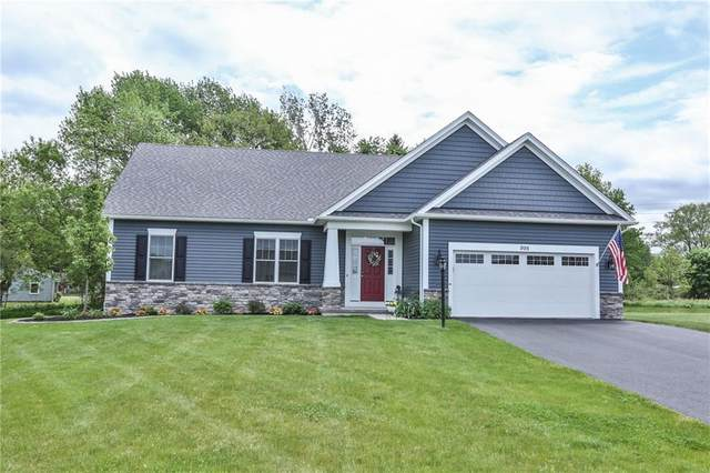 995 Slate Creek Crossing Pvt, Webster, NY 14580 (MLS #R1267517) :: Updegraff Group