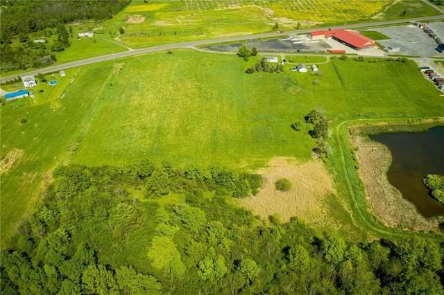 0 State Route 14 Highway, Milo, NY 14842 (MLS #R1267532) :: Robert PiazzaPalotto Sold Team