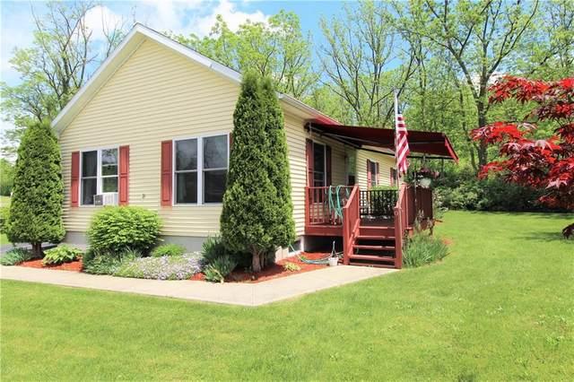 9 Spruce Acres, Benton, NY 14527 (MLS #R1267568) :: Robert PiazzaPalotto Sold Team