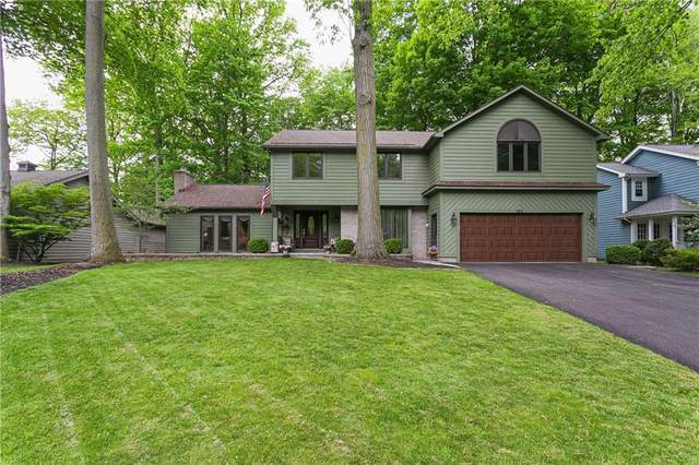 225 Willowood Drive, Greece, NY 14612 (MLS #R1267705) :: MyTown Realty