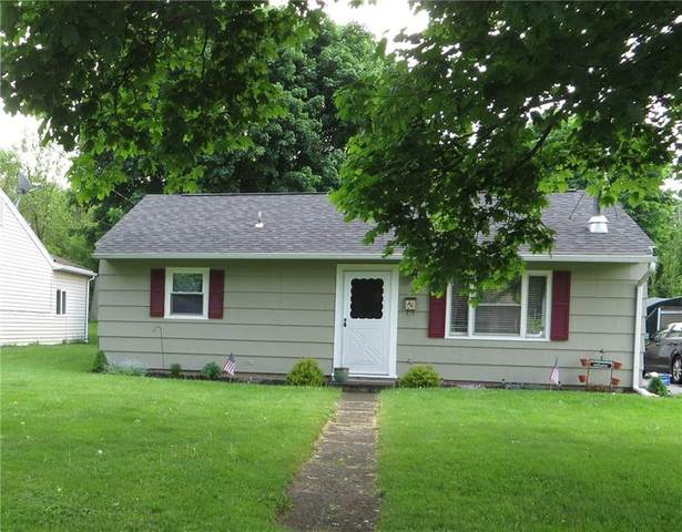 30 Pontiac Street, Webster, NY 14580 (MLS #R1267712) :: Updegraff Group