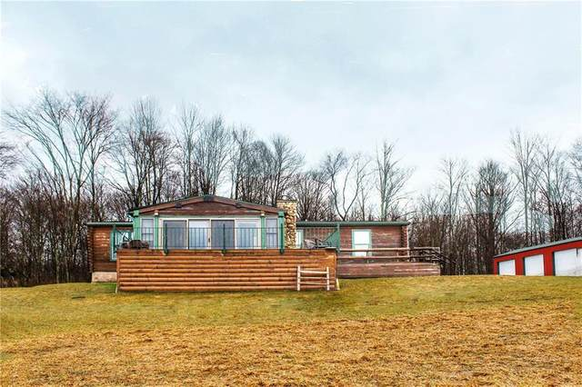 3488 Hubbards Hill Road, Taylor, NY 13040 (MLS #R1267822) :: Lore Real Estate Services