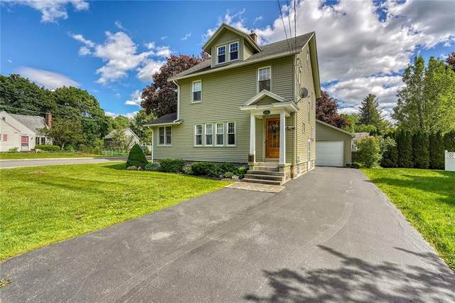 55 Gordon Park, Webster, NY 14580 (MLS #R1267890) :: Lore Real Estate Services
