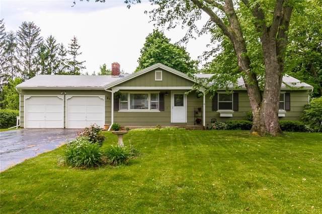 61 Bellmawr Drive, Chili, NY 14624 (MLS #R1267912) :: Lore Real Estate Services