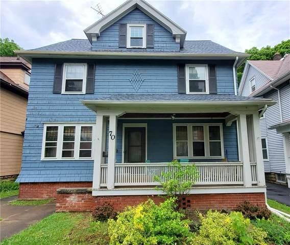 70 Rockingham Street, Rochester, NY 14620 (MLS #R1267941) :: Updegraff Group