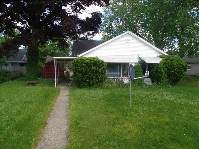 213 Estall Road, Greece, NY 14616 (MLS #R1267945) :: Lore Real Estate Services