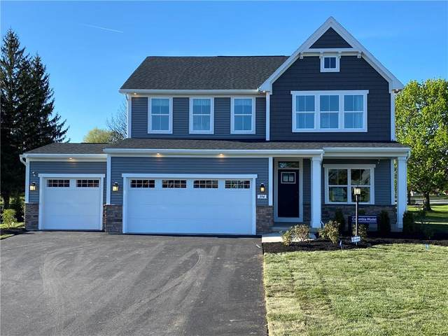 394 Anna Circle, Webster, NY 14580 (MLS #R1268157) :: Lore Real Estate Services