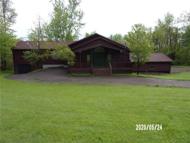 2582 Route 394, North Harmony, NY 14710 (MLS #R1268181) :: 716 Realty Group