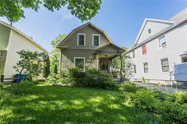 140 Hamilton Street, Rochester, NY 14620 (MLS #R1268225) :: Updegraff Group