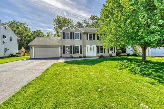 686 Brookeville Drive, Webster, NY 14580 (MLS #R1268250) :: Updegraff Group