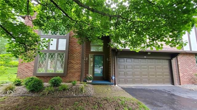 43 Cambridge Court, Perinton, NY 14450 (MLS #R1268367) :: Robert PiazzaPalotto Sold Team