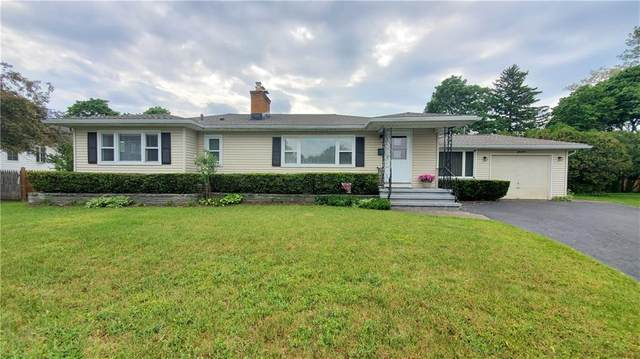 17 Ridge Port Circle, Irondequoit, NY 14617 (MLS #R1268394) :: Robert PiazzaPalotto Sold Team