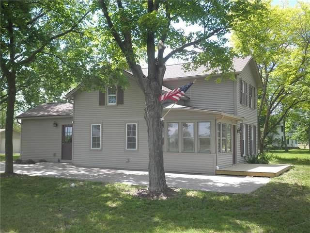 192 Boughton Hill Road, Mendon, NY 14472 (MLS #R1268560) :: Robert PiazzaPalotto Sold Team