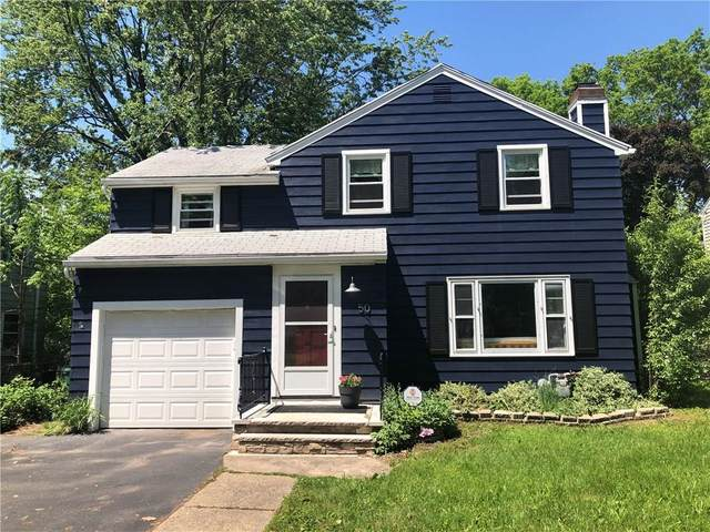 50 Stanford Road W, Rochester, NY 14620 (MLS #R1268590) :: Robert PiazzaPalotto Sold Team
