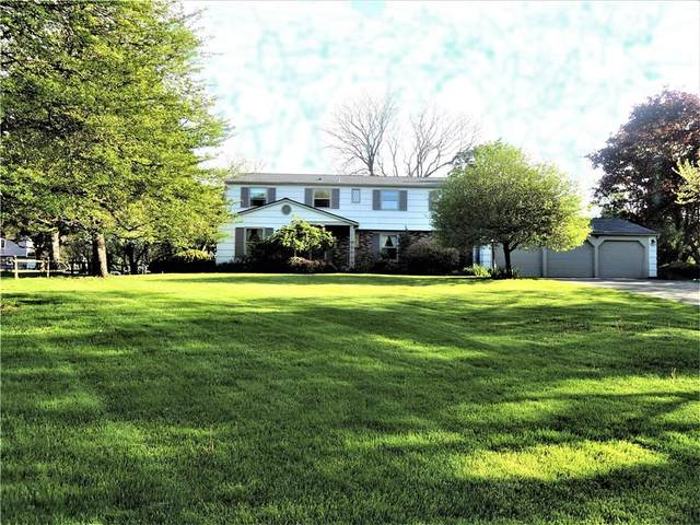 41 Charter Oaks Drive, Pittsford, NY 14534 (MLS #R1268756) :: Robert PiazzaPalotto Sold Team