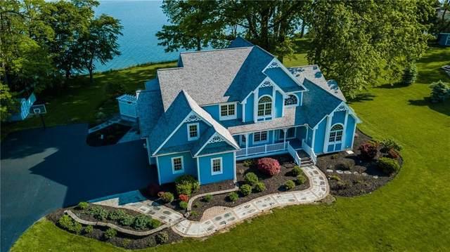 1130 Lake Road, Webster, NY 14580 (MLS #R1268795) :: Robert PiazzaPalotto Sold Team