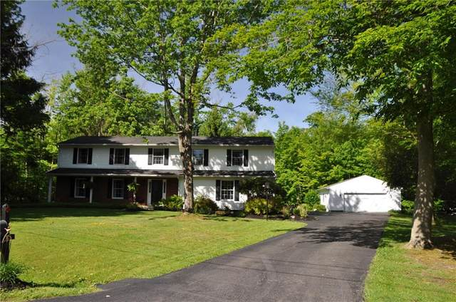 77 Fairwood Drive, Busti, NY 14750 (MLS #R1268891) :: BridgeView Real Estate Services
