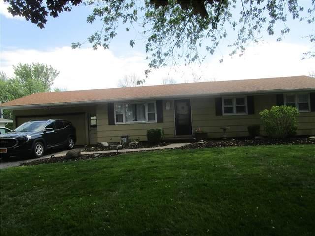 163 Frisbee Hill Road, Greece, NY 14468 (MLS #R1269024) :: Robert PiazzaPalotto Sold Team