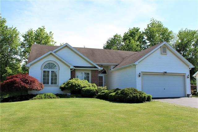85 Barclay Court, Greece, NY 14612 (MLS #R1269037) :: Robert PiazzaPalotto Sold Team
