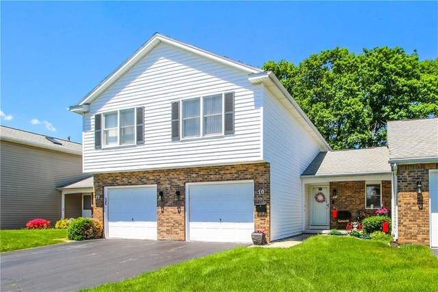 70 Flower Dale Circle, Greece, NY 14626 (MLS #R1269049) :: Robert PiazzaPalotto Sold Team