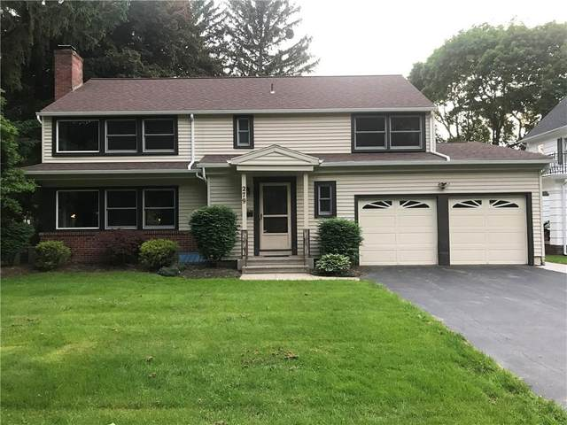 279 Newcastle Road, Rochester, NY 14610 (MLS #R1269122) :: Robert PiazzaPalotto Sold Team