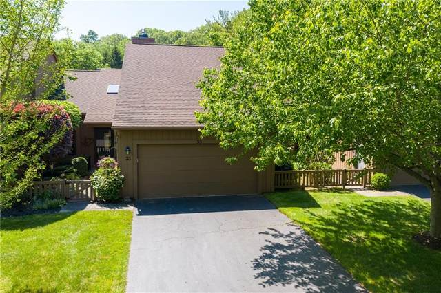 33 Circle Wood Rd. Road, Penfield, NY 14625 (MLS #R1269225) :: Robert PiazzaPalotto Sold Team