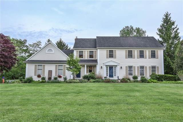 28 Farm Field Lane, Pittsford, NY 14534 (MLS #R1269370) :: Robert PiazzaPalotto Sold Team